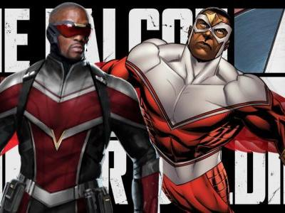 New Falcon and Winter Soldier Set Photos Offer A Glimpse Of Sam Wilson