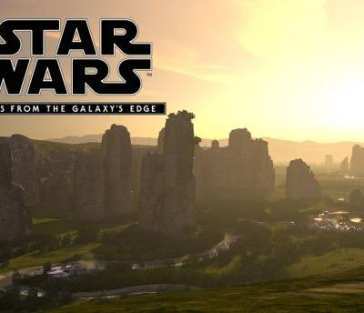 Star Wars: Tales from the Galaxy's Edge VR Experience Announced