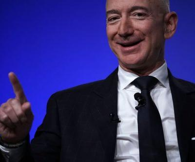 Jeff Bezos Building $500 Million Superyacht (Twice What He Paid for the Washington Post) - Plus a 'Support Yacht' With A Helipad: Report