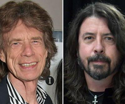 Mick Jagger and Dave Grohl drop surprise post-pandemic anthem