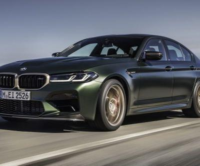 BMW M5 CS Is Official With 5 Units Heading For South Africa