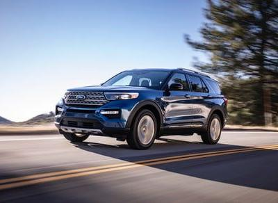 2020 Ford Explorer is aimed at being a smarter, sportier family hauler