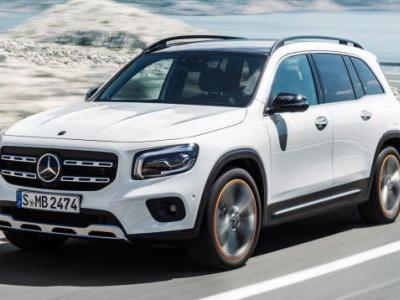 The Mercedes-Benz GLB Can Seat Seven Without Being Grotesquely Enormous
