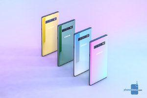 Galaxy Note 10 Pro tipped to be a new member of Samsung's Note line