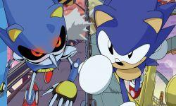 Sonic Comic Series Now Going To IDW