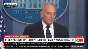 Twitter Blows Up Over John Kelly's White House Press Briefing on Fallen Soldiers