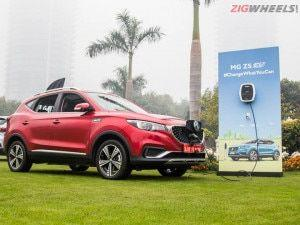 MG ZS EV Now Available In Pune Surat Chennai Cochin Chandigarh Jaipur