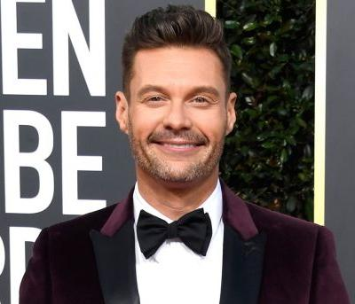 Ryan Seacrest Is Wearing a TimesUp Bracelet at the 2019 Golden Globes, and Twitter Is Furious