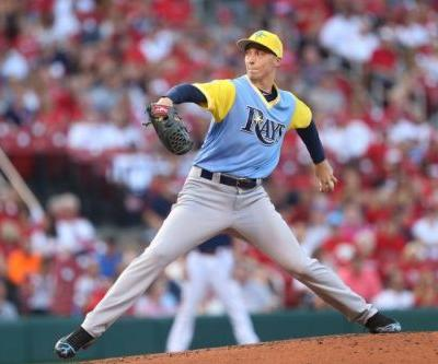 Rays reward Cy Young winner Blake Snell with $50M extension