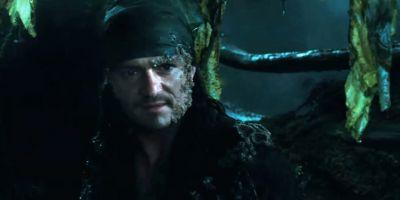 Pirates of the Caribbean 5 Trailer Offers First Look at Undead Will Turner