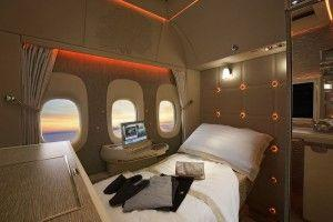 Emirates To Debut Its New Fully Enclosed First Class Private Suite For The First Time At ATM