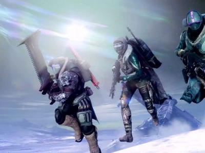 Destiny 2: Beyond Light's first raid, Deep Stone Crypt, has been opened