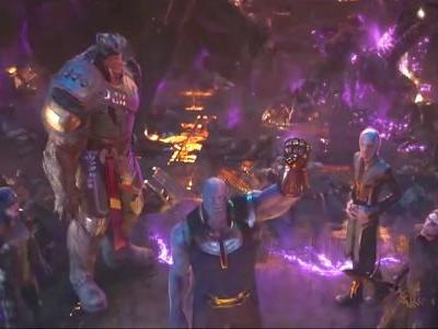 Everything you need to know about the Children of Thanos - the villainous crew in 'Avengers: Infinity War'