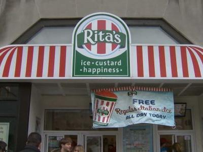Celebrate first day of spring with free Rita's Italian Ice