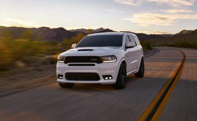 2018 Dodge Durango SRT Revealed: 475 Horsepower for Moms and Dads in a Serious Hurry