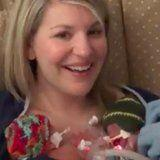 This Mom's Account of What It's Like to Hold Your Preemies for the First Time Will Make You Sob