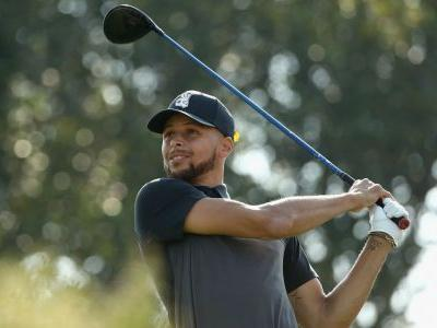 Stephen Curry misses cut, finishes last in Web Tour golf event