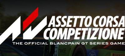 Now Available on Steam - Assetto Corsa Competizione, 10% off!