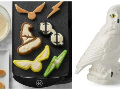 This New Harry Potter Line Will Make Your Muggle Kitchen Magical