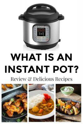 What is an Instant Pot? Review + Delicious Recipes
