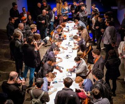 Reminder: Jalopnik's New York Sketchbattle Party Is Tomorrow! And You Should Come