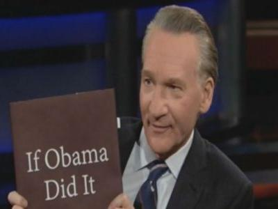 Bill Maher Confronts Matt Schlapp Over Trump With a List of 'If Obama Did It.'