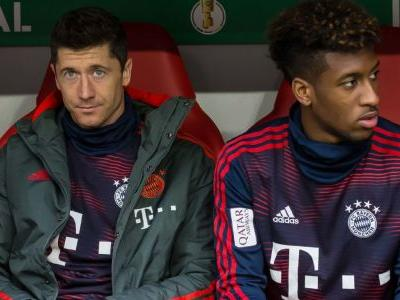 Bayern stars Lewandowski, Coman had 'scuffle' but no action taken - Kovac