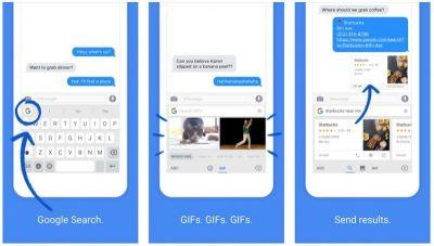 Gboard Update Brings Google Doodle, Voice Typing, iOS 10 Emoji, and Additional Language Support