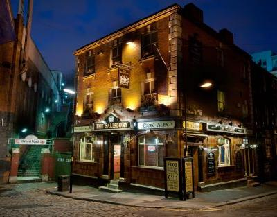 The Salisbury, Manchester, pub review