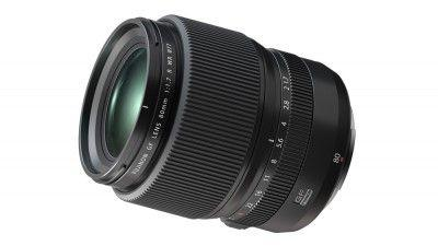 Fujinon 80mm F1.7 R WR Lens Announced for Medium Format GFX Series