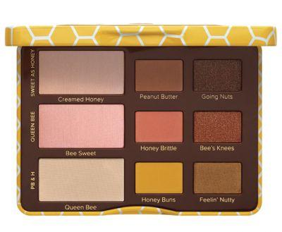 Too Faced Peanut Butter and Honey Palette for Spring 2017