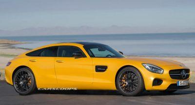Mercedes-AMG's 600HP GT4 Four-Door Concept Bound For Geneva To Scare Panameras