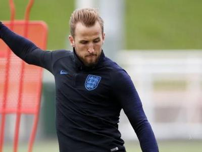 Captain Harry Kane welcomes great expectations on England