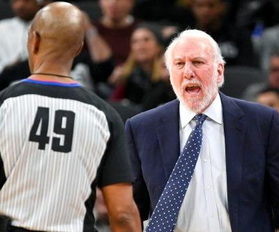 Gregg Popovich sounds like he wants to give this win back
