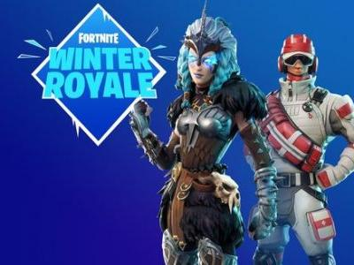 The $1 Million Fortnite Winter Royale Tournament Is Open to All