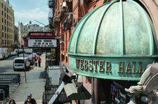 Webster Hall Returning With First Shows Since Closing for Renovations in Summer 2017