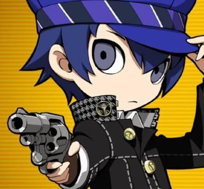 Naoto Shirogane, Detective Prince, is packing heat for Persona Q2
