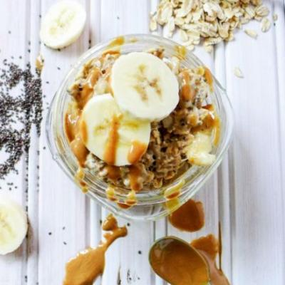 5 Deliciously Healthy On-the-Go Breakfasts
