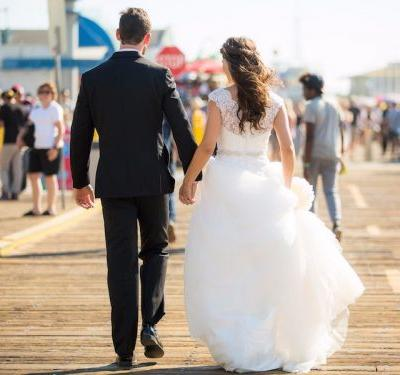 This Goldman Sachs-backed startup is banking on a new attitude millennials have about weddings