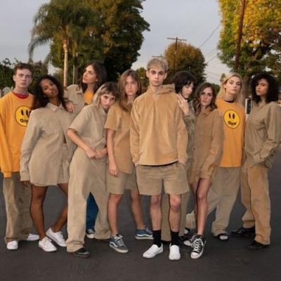 Justin Bieber launched a clothing line, and it's beige!