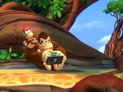 Donkey Kong Country: Tropical Freeze on Switch Tops 1 Million Units Sold Worldwide at Retail