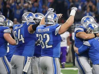 How to Watch the Detroit Lions vs. Houston Texans - NFL Thanksgiving Game Live Stream Online