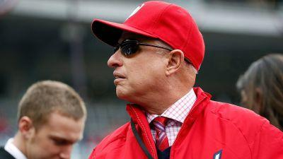 Nationals owner Mark Lerner has leg amputated after fight with cancer