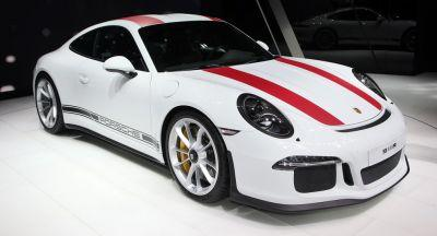 Porsche Boss Doesn't Like Seeing 911 R Being Treated Like A Cash Cow