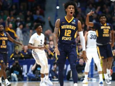 March Madness 2019: Murray State star Ja Morant discusses NCAA Tournament triple-double