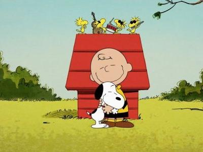 It's time for tennis with Snoopy and friends on 'The Snoopy Show'