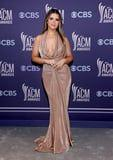 The Rose Gold Gown Maren Morris Wore to the ACM Awards Had Such a Sexy Silhouette