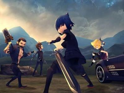 Final Fantasy XV Pocket Edition HD Coming to Switch