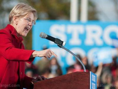 Elizabeth Warren's ancestor was actually a militia member who rounded up Cherokee Indians