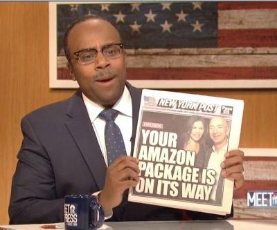 SNL loves 'Pecker' - and The New York Post